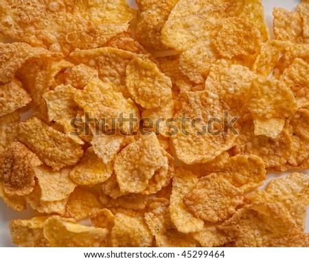 Breakfast cereal - stock photo