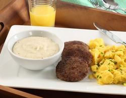 Breakfast images for the food industry.