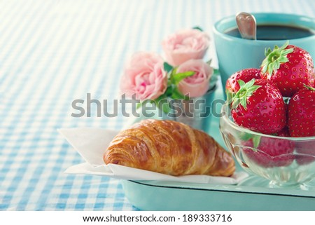 breakfast in bed   mother's day ...
