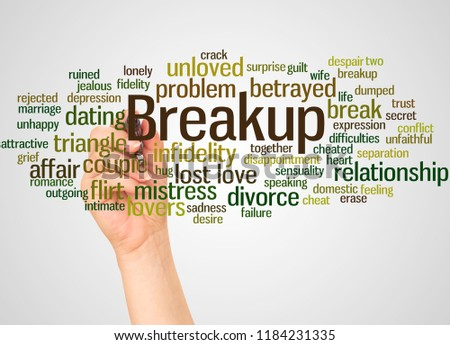 Relationship , breakup, jealousy, love triangle, love Images