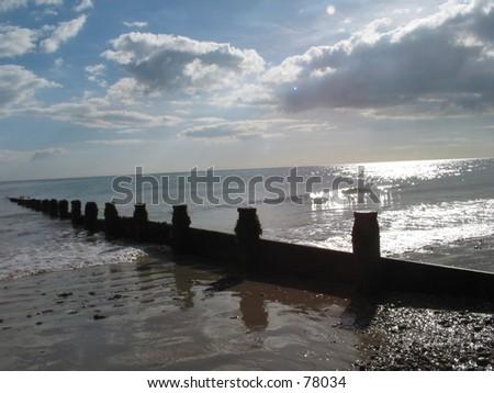 Breakwater, Sussex Coast