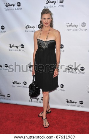 Brenda Strong, star of Desperate Housewives, at the ABC TV 2009 Summer Press Tour cocktail party at the Langham Hotel, Pasadena. August 8, 2009  Los Angeles, CA Picture: Paul Smith / Featureflash