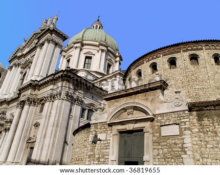 Brescia (Italy), one of the cities of Italy with an important cultural legacy.