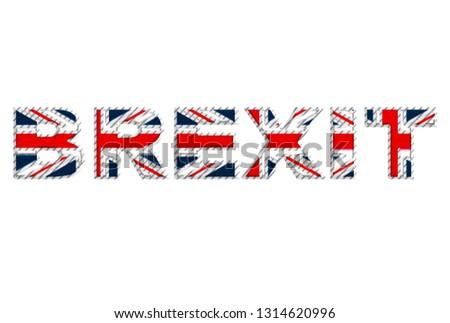Brexit Britain European Kingdom Uk #1314620996