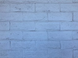 Brick block design wall background