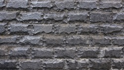 Brick, block, wall, gray marble, black, texture, tile, square, seamless, shaky for background