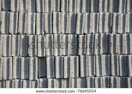 brick for construction