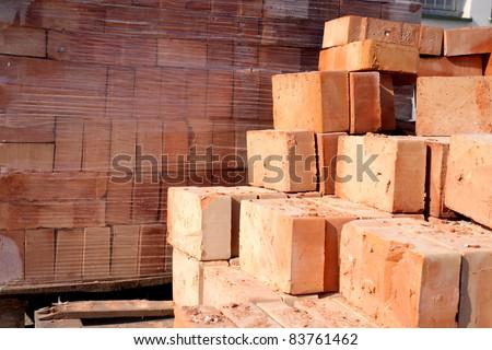 Brick on site #83761462