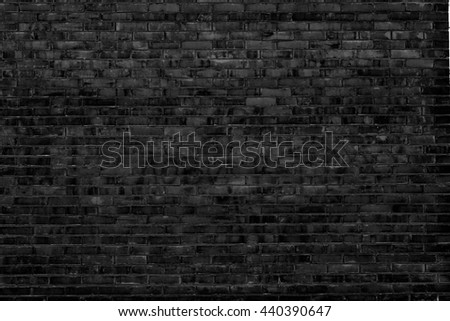 Brick texture with scratches and cracks - Shutterstock ID 440390647
