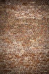Brick wall - ancient fortress