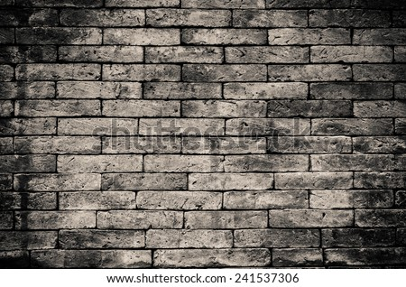 Brick Wall Background #241537306