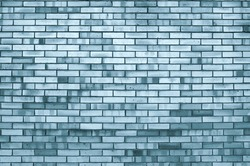 Brick wall background, new brick wall. Texture brick wall of grey color