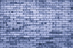 Brick wall background, new bricks wall pattern. Texture grey brick wall
