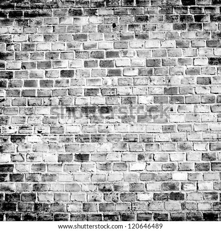Brick wall background or texture.