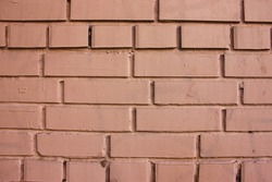 Brick wall background. Rectangles in the form of brickwork. Brickwork texture.