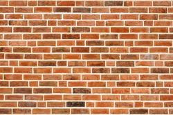 Brick wall close up texture