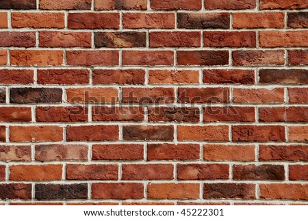 brick wall texture - stock photo