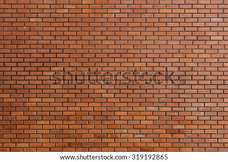 brick wall texture background material of industry construction