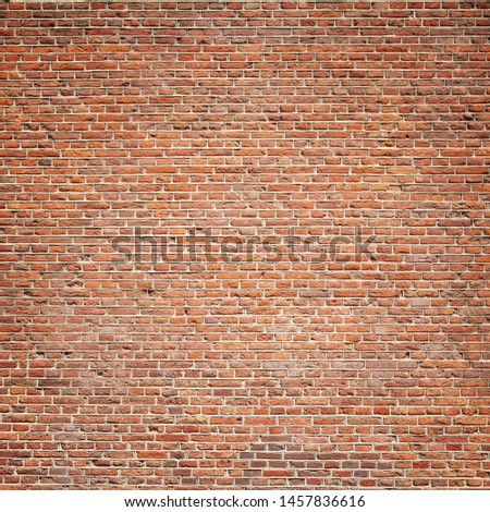 Brick wall texture - background pattern texture.