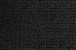 brick wall texture black background
