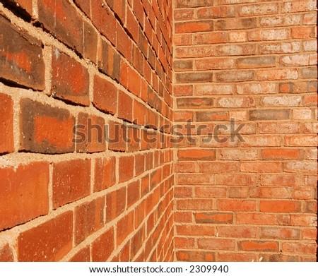 Brick Wall Corner Pattern Patterns Gallery