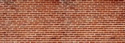 brickwall background,panorama format