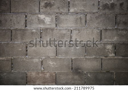 Brickwork is masonry produced by a bricklayer, using bricks and mortar. Typically, rows of bricks