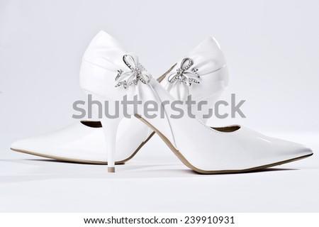 bridal Shoes #239910931