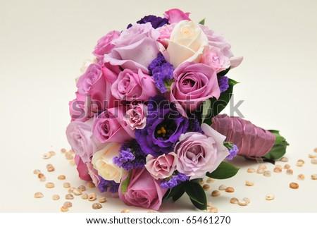 Bride\'s bouquet