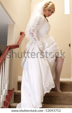 Bride Striptease Series #3