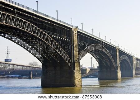 bridge across the mississippi...