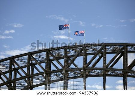 Bridge Climb, Sydney Harbour Bridge, Australia