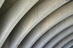 Bridge Concrete Design Ceiling