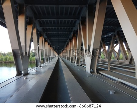 bridge construction #660687124