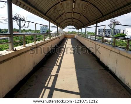 bridge cross road #1210751212