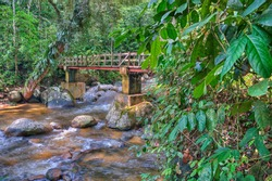 Bridge crossover stream