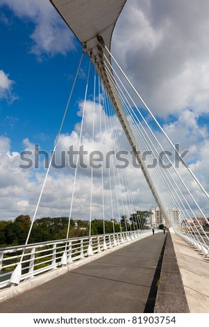 Bridge in Orleans, Loiret, France #81903754