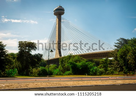 bridge in Teresina Piaui