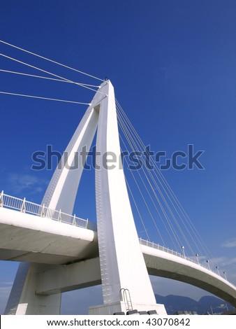 Bridge in wharf