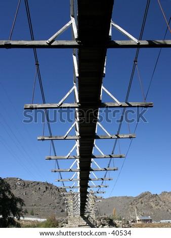 Bridge, New Zealand