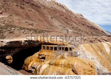 Bridge of the Inca, Mendoza, Argentina