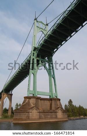 Bridge on River