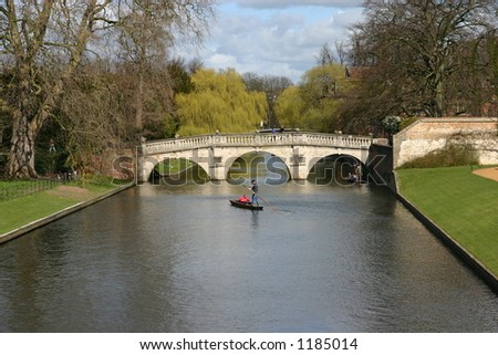 Bridge over the River Cam