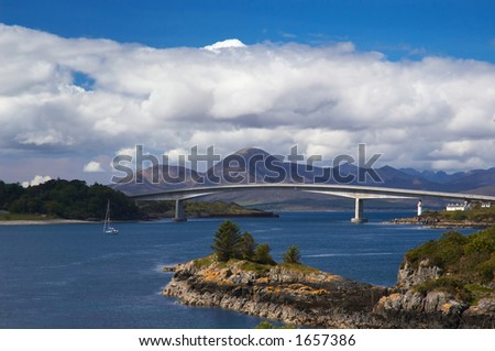 Bridge to Isle of Skye
