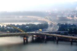 bridges, pittsburgh