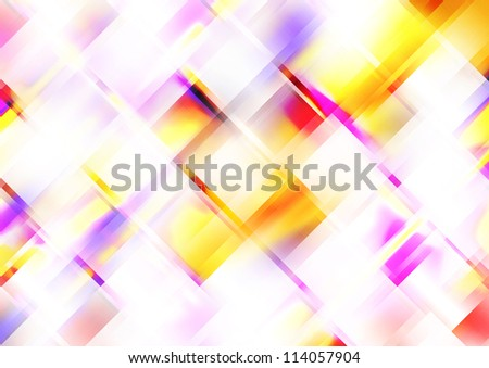 Bright abstract background - stock photo