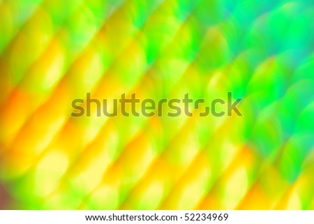 Bright abstract color blurred background