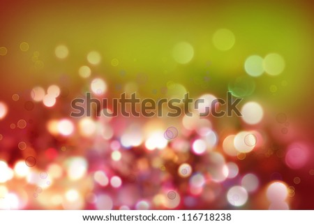 Bright abstract colorful lights background