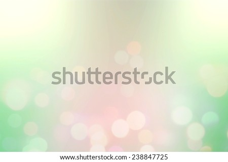 Bright bokeh background with Abstract Defocused Lights. Blur lights for Christmas, Party, Holiday wallpaper