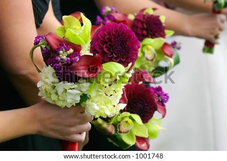 Bright Fall Bridal Bouquets Bright Bridal Bouquets